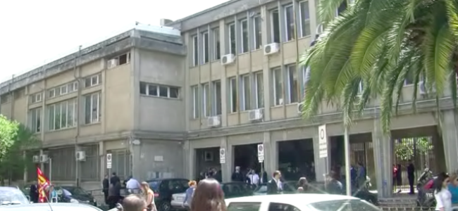 Chiusura tribunale calabria for Parlamentari calabresi