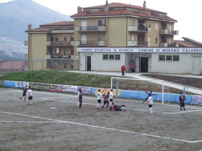 Calcio, in 2^ categoria vittorie per Oriolo e Amendolara