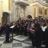 """Cassano, cori liturgici da tutta la Calabria per il raduno """"Cantemus domino"""""""