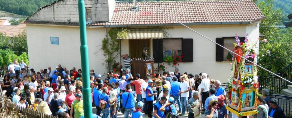 SERVIZIO VIDEO FESTA MADONNA DEL POLLINO