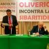 """Oliverio fa tappa a Sibari: """"Entro l'anno i cantieri per il nuovo ospedale"""""""