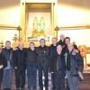 Diocesi di Cassano, delegazione di sacerdoti in visita dal nuovo vescovo