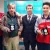 Atleti tennistavolo Castrovillari premiati al Gran Galà del Coni