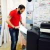 «Resto in Calabria a fare il tipografo. Ecco la mia sfida»
