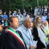 Anche Pippo Franco in preghiera per la Madonna di Crosia