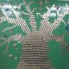 """Rossano, un """"albero dei giusti"""" fatto con materiale riciclato"""