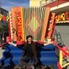 Al Carnevale di Crosia l'organetto più grande del mondo