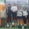 Tennistavolo, Castrovillari vincente al torneo nazionale di Ricadi