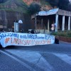 Rossano, provinciale per centro storico bloccata. In atto manifestazioni di protesta