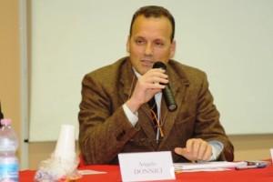 Il sindaco di Mandatoriccio, Angelo Donnici