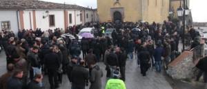Funerale albidona