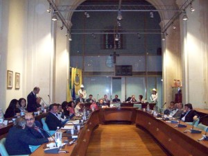 Seduta del Consiglio comunale di Rossano sui problemi della sanità pubblica locale