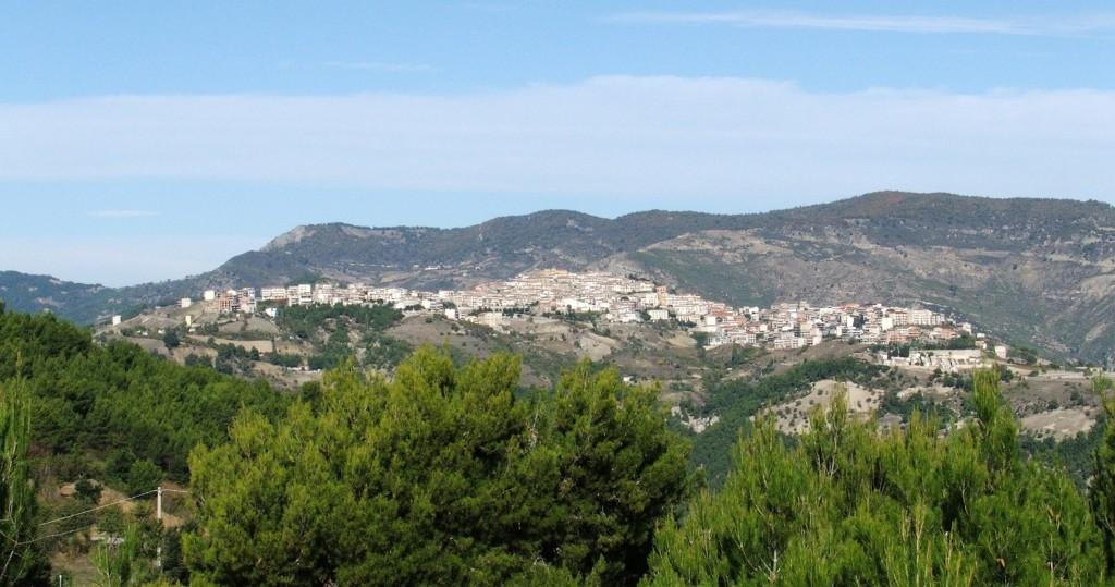 Albidona panorama