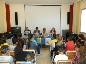 Da sinistra: Bevilacqua, Rizzuto, Cataldi, Favale