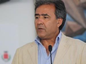 Il sindaco Ciminelli