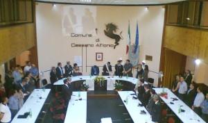 Conferimento cittadinanaza onoraria cassano