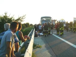 Incidente villapiana 2 - 2013