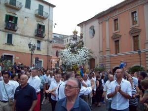 Processione  di Maria Santissima Achiropita