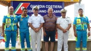 guardia costiera info point roseto