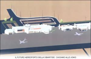Il progetto dell'aeroporto di Sibari