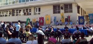Comuni in assemblea davanti al Tribunale di Rossano