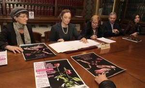 Firmato oggi il Protocollo d'intesa in difesa delle donne vittime di violenze