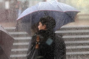 RAIN CONTINUES TO HIT NORTHERN ITALY