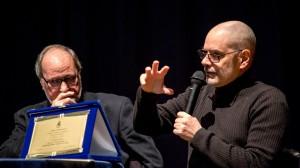 Il vincitore Morandini (foto Francesco Delia)