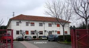 La sede del Consorzio di Bonifica a Trebisacce