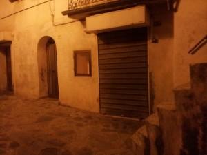 L'ingresso della gioielleria