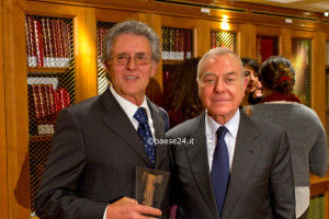 Muscetta con Gianni Letta