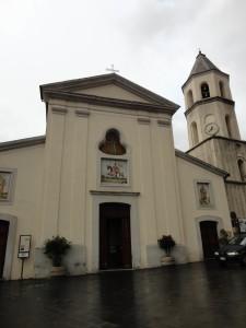 La chiesa di San Costantino