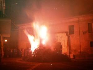 fuoco sant'antonio canna '14