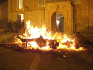 fuoco sant'antonio canna 2014 - 2