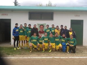 La squadra dell'Oriolo si stringe attorno al ricordo del compianto Francesco Varlaro