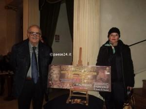 Mario Vuodi e Lena Gentile