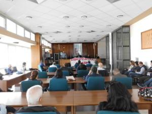 Gli avvocati di Rossano in assemblea