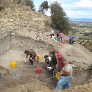 Il parco archeologico di Presinace