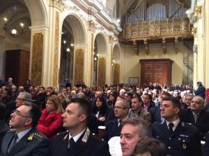 cattedrale cassano annuncio papa