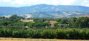 """Le colline di Amendolara verranno """"tagliate"""" dalla nuova arteria"""