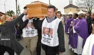 funerali padre lazzaro