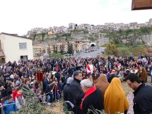 via crucis rossano 2014 - 2