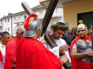 via crucis rossano 2014