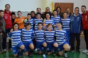 Le ragazze del Cutro hanno vinto 4-1 contro la Sportiva Traforo