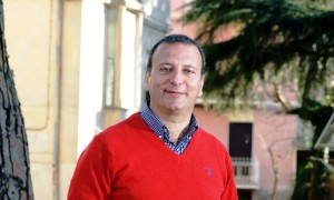 Il sindaco di Castrovillari, Domenico Lo Polito