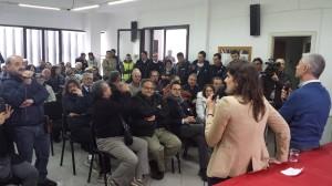 L'incontro dei parlamentari 5 Stelle con i simpatizzanti rossanesi del Movimento