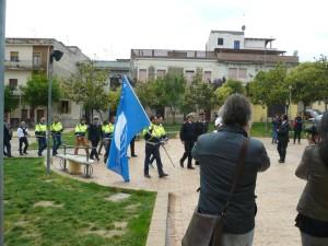 La Bandiera Blu arriva in piazza a Trebisacce