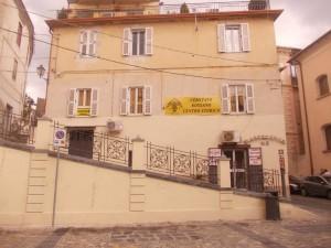 La sede del Comitato Rossano Centro Storico.