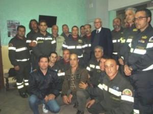 I Vigili del Fuoco volontari di Trebisacce