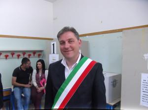 Nicolò De Bartolo, il 25 maggio è stato eletto sindaco di Morano